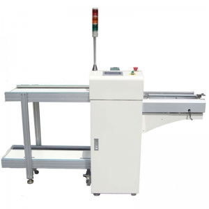 SMT PCB loader and unloader, automatic reflow buffer conveyor